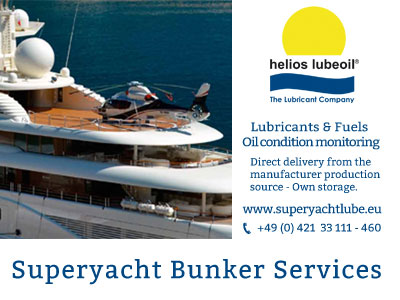 Superyacht Bunker Services